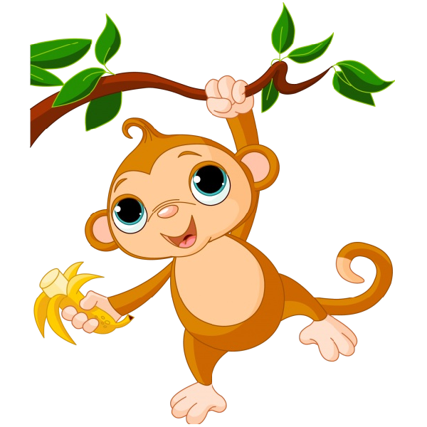 Monkey with a crown clipart clip freeuse Cute Funny Cartoon Baby Monkey Clip Art Images. All Monkey Cartoon ... clip freeuse