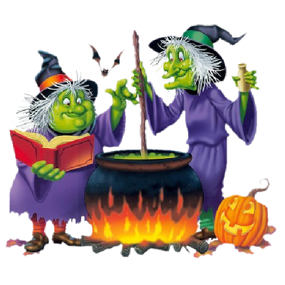 Funny witch clipart svg freeuse cute halloween witch painting | Halloween Funny Witch Cartoon Clip ... svg freeuse