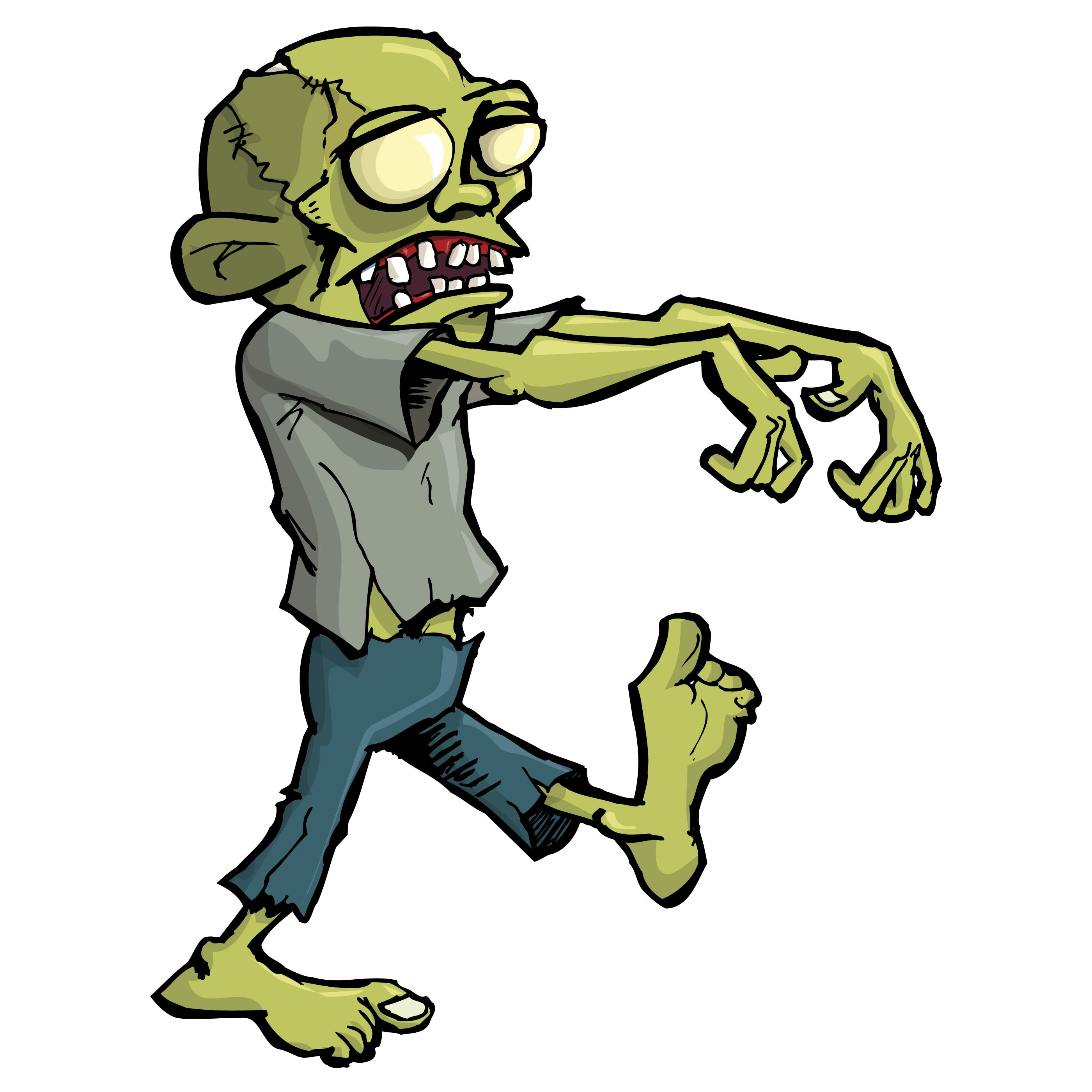 Funny zombie clipart banner royalty free stock Zombie Clipart | Free download best Zombie Clipart on ClipArtMag.com banner royalty free stock