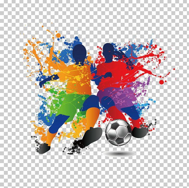Futsal vector clipart