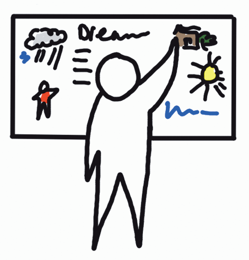 """Transition in life clipart clipart black and white library Creating a """"Picture of a Life"""" Seeking PCP Facilitators - New ... clipart black and white library"""