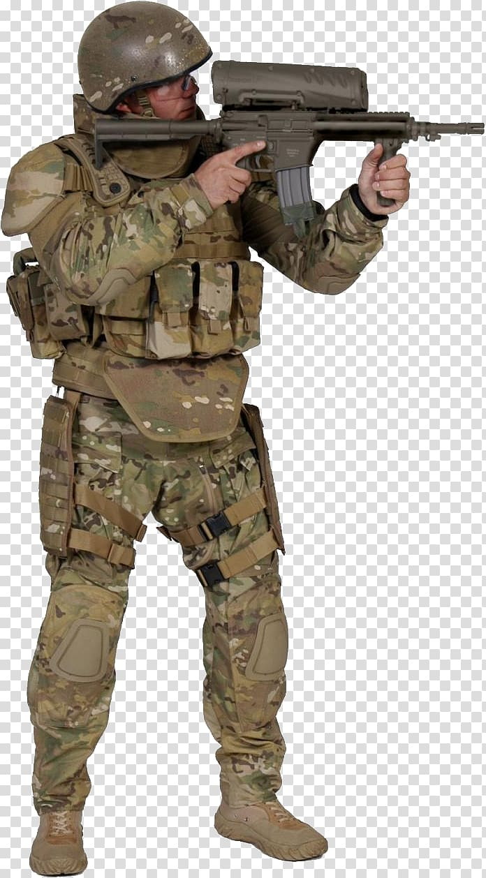 Future soldier clipart vector free stock Military uniform Future Soldier Future Force Warrior, military ... vector free stock