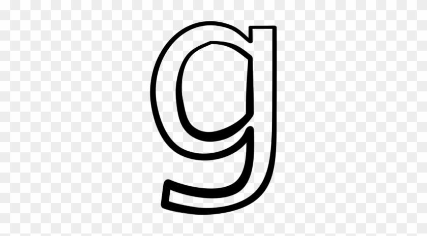 G icon clipart clip transparent Letter G Icon - Line Art - Free Transparent PNG Clipart Images Download clip transparent