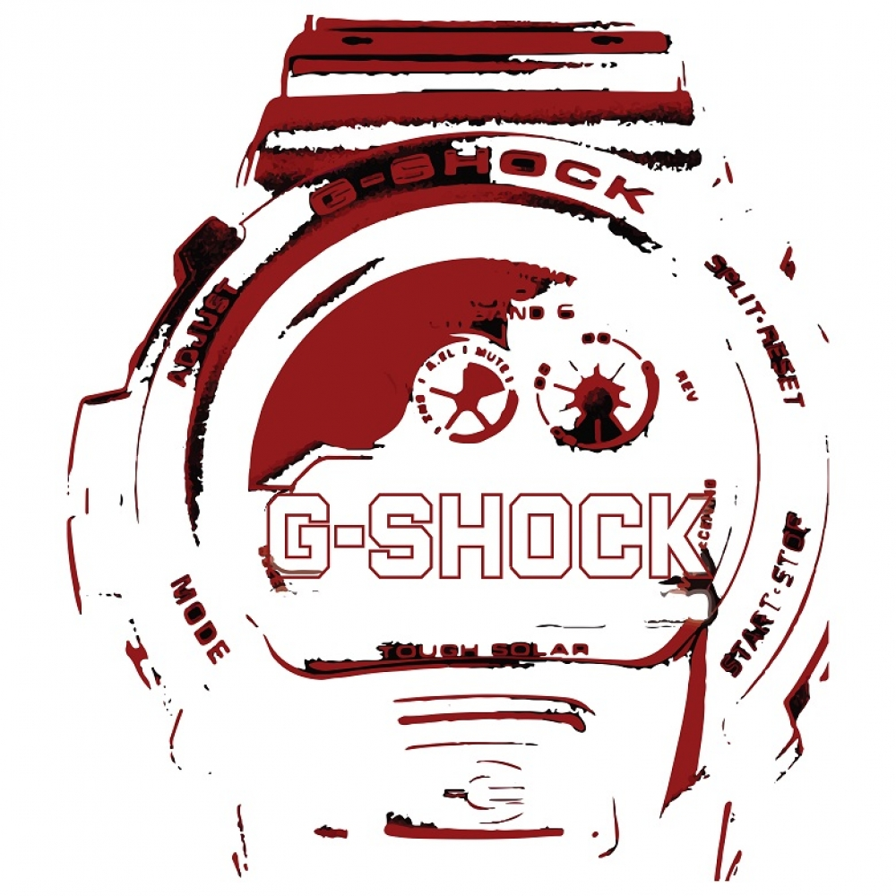 G shock logo clipart svg royalty free stock Creative United | Discover amazing designs from independent artists svg royalty free stock