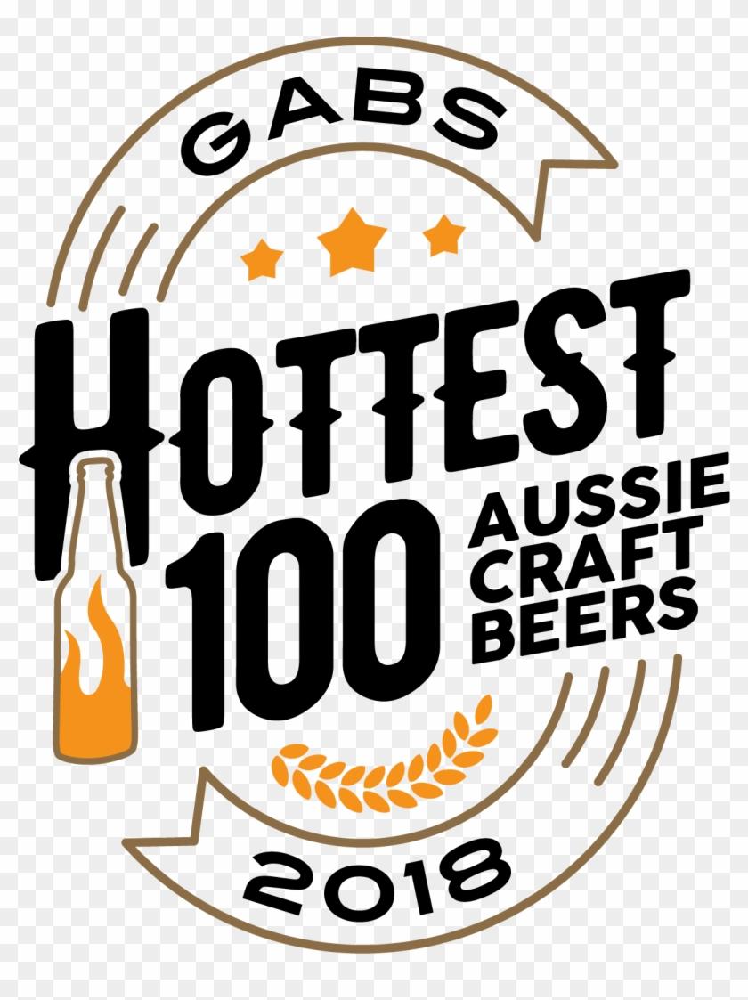 Gabs clipart png freeuse download Hottest 100 Countdown Aussie Craft Beer Countdown - Gabs Hottest 100 ... png freeuse download