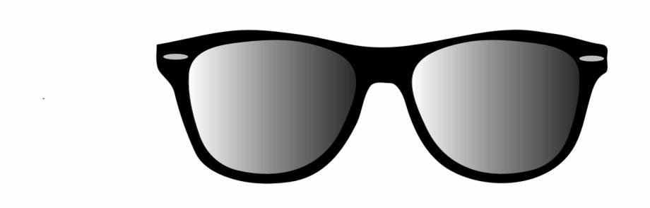 Gafas clipart jpg stock Ray Ban Sunglasses Clip Art - Gafas De Gangster Png Free PNG Images ... jpg stock