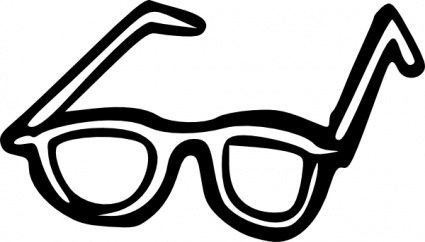 Gafas clipart clipart black and white download Gafas clipart 2 » Clipart Portal clipart black and white download