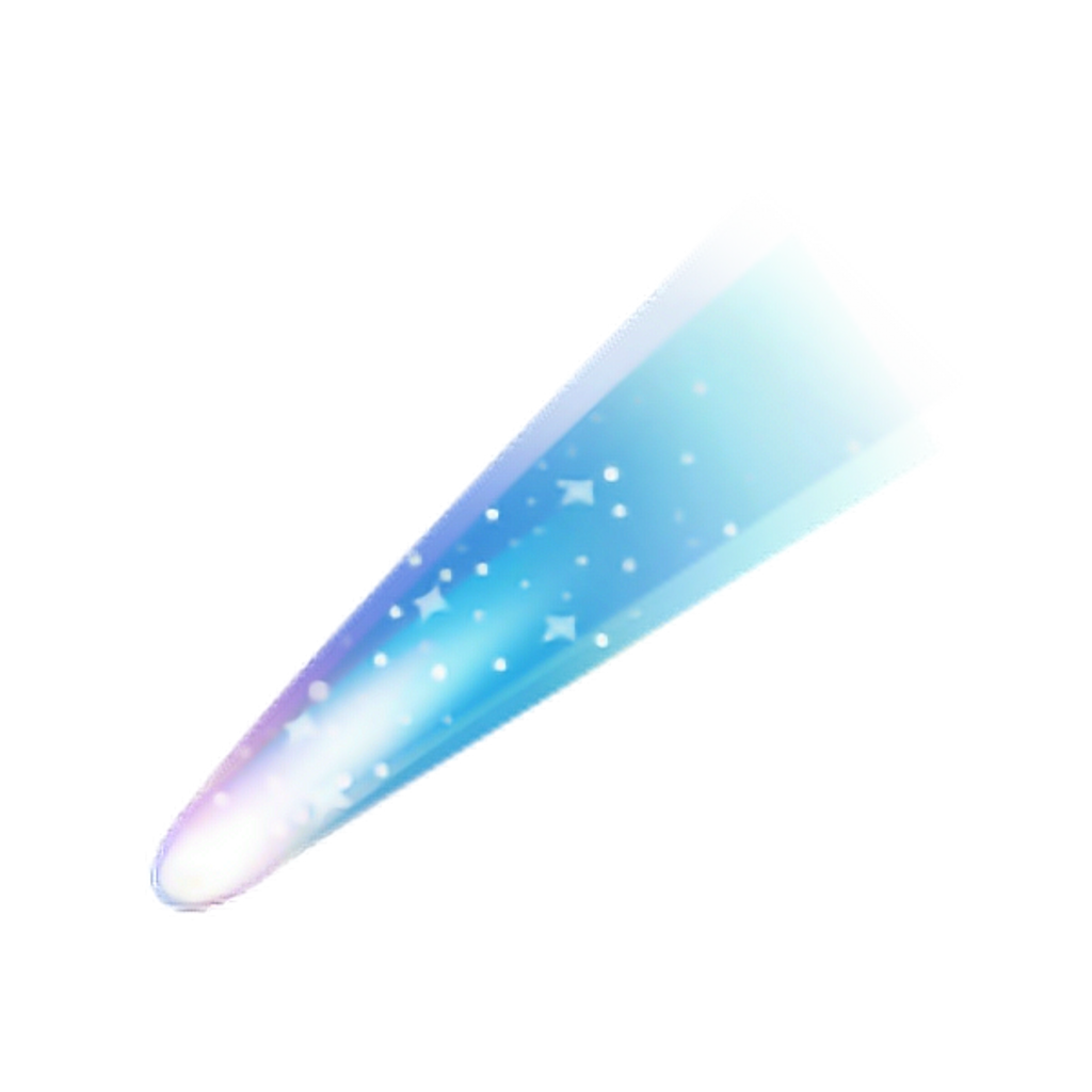 Galaxy shooting star clipart png vector free galaxy emoji blue purple stars shootingstar freetoedit... vector free