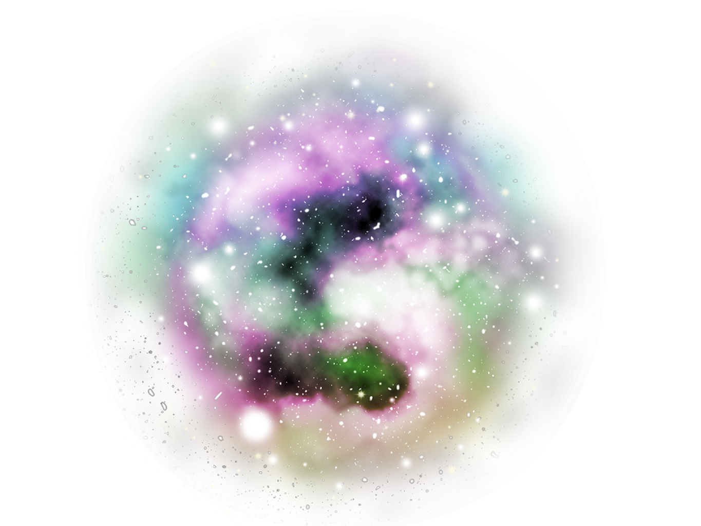 Galaxy star clipart image download FreeToEdit clipart png stars galaxy with a transparent... image download