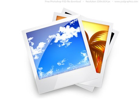 Image gallery icon clipart