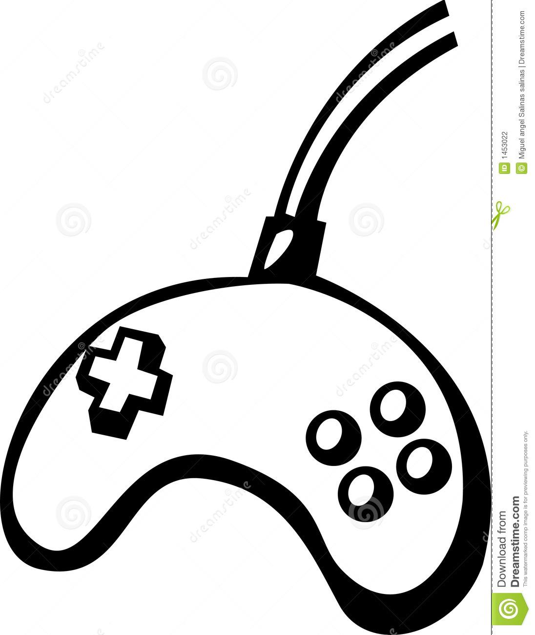 Game controller clipart atari black and white png freeuse download Controller Clipart | Free download best Controller Clipart on ... png freeuse download