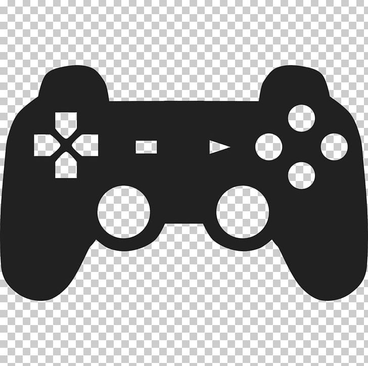 Game controller clipart atari black and white graphic free library Game Controllers Video Games Open Graphics PNG, Clipart, Black ... graphic free library