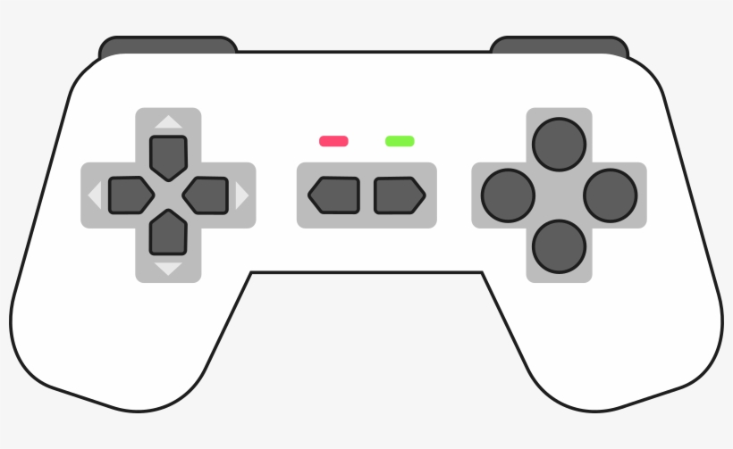 Game controller clipart atari black and white clipart transparent stock Medium Image - Black And White Video Game Controller Clipart - Free ... clipart transparent stock