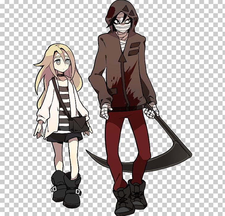 Game of death clipart picture black and white download Angels Of Death Anime Game Cosplay Manga PNG, Clipart, Adventure ... picture black and white download