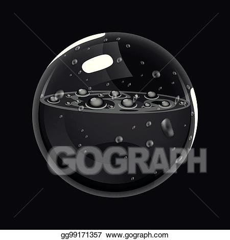 Game of death clipart picture download EPS Illustration - Sphere of death. game icon of magic orb ... picture download