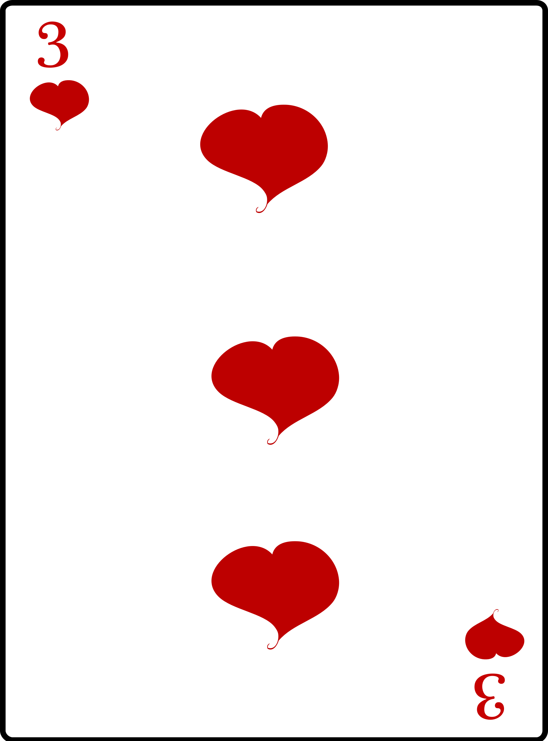 Game of hearts clipart picture black and white download Game of hearts clipart - ClipartFest picture black and white download
