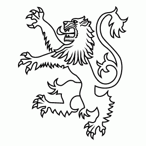 Game of thornes lion clipart banner transparent Game of Thrones Coloring Book Pages | Cakes | Coloring book pages ... banner transparent