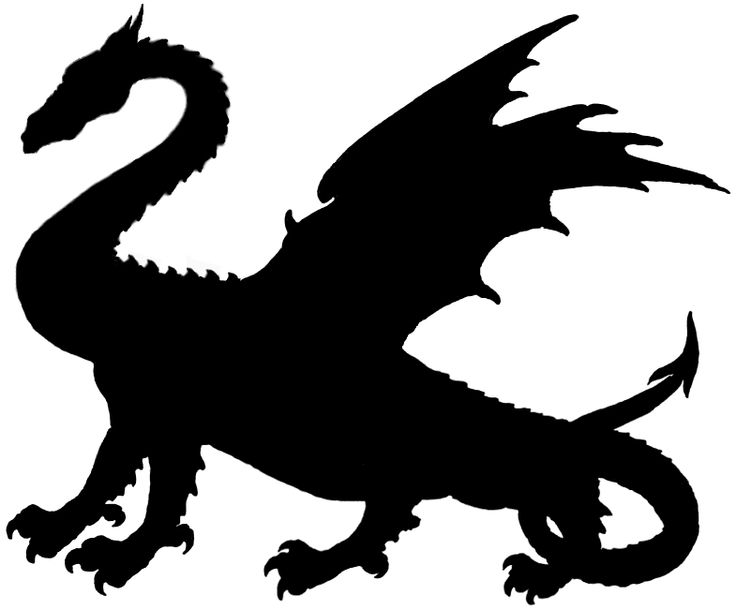 Game of thrones dragon clipart black and white clip art freeuse stock Game of thrones dragon silhouette free download clip art - Clipartix clip art freeuse stock