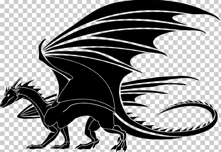 Game of thrones dragon clipart black and white picture download Dragon Daenerys Targaryen Black And White PNG, Clipart, Black And ... picture download
