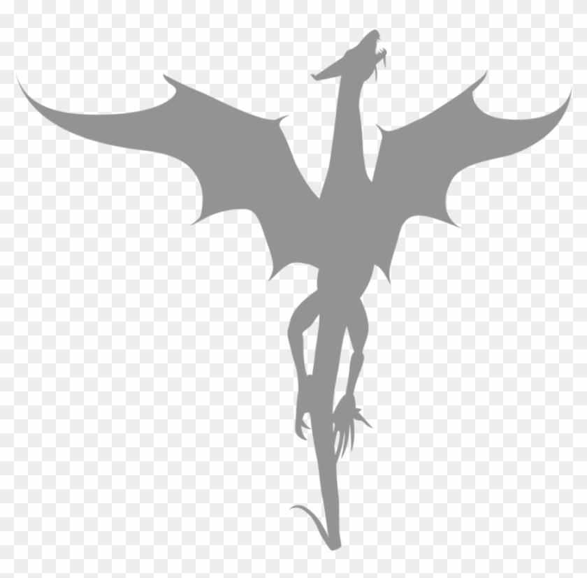 Game of thrones dragon clipart black and white clip art freeuse library Dragon Clipart Dragon Symbol - Dragon Game Of Thrones Vector, HD Png ... clip art freeuse library