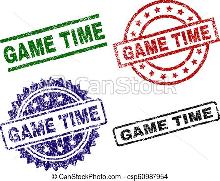 Game time clipart