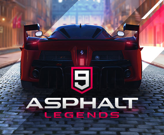 Gameloft logo clipart picture transparent download Gameloft | Asphalt 9 picture transparent download