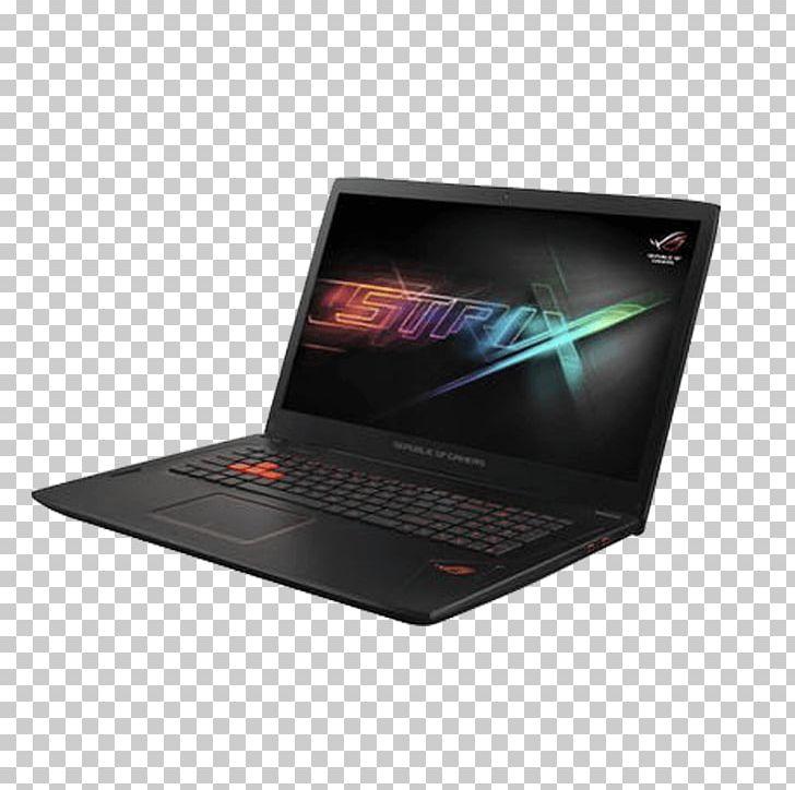 Gaming Laptop GL702 Intel ASUS NVIDIA GeForce GTX 1060 PNG, Clipart ... vector free