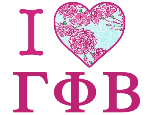 Gamma phi beta clipart graphic black and white library 1000+ images about Gamma Phi Beta <3 on Pinterest | Lil sis, Alpha ... graphic black and white library