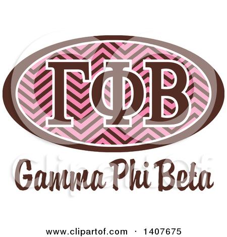 Gamma phi beta clipart jpg royalty free stock Clipart of a College Gamma Phi Beta Sorority Organization Design ... jpg royalty free stock