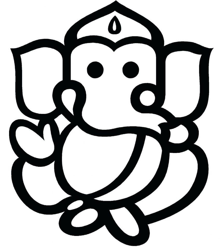 Vinayaka clipart images image transparent library Ganesh Cliparts | Free download best Ganesh Cliparts on ClipArtMag.com image transparent library