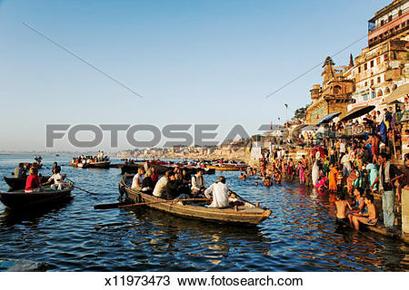 Ganga river clipart svg library stock Ganges river Stock Photos and Images. 1,741 ganges river pictures ... svg library stock