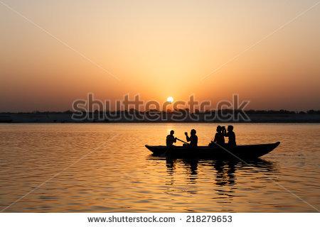 Ganga river clipart vector royalty free download Ganges River Stock Images, Royalty-Free Images & Vectors ... vector royalty free download