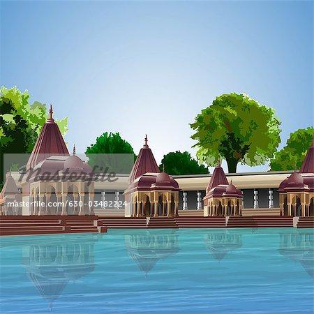 Ganga river clipart picture free library Ganga river clipart - ClipartFest picture free library