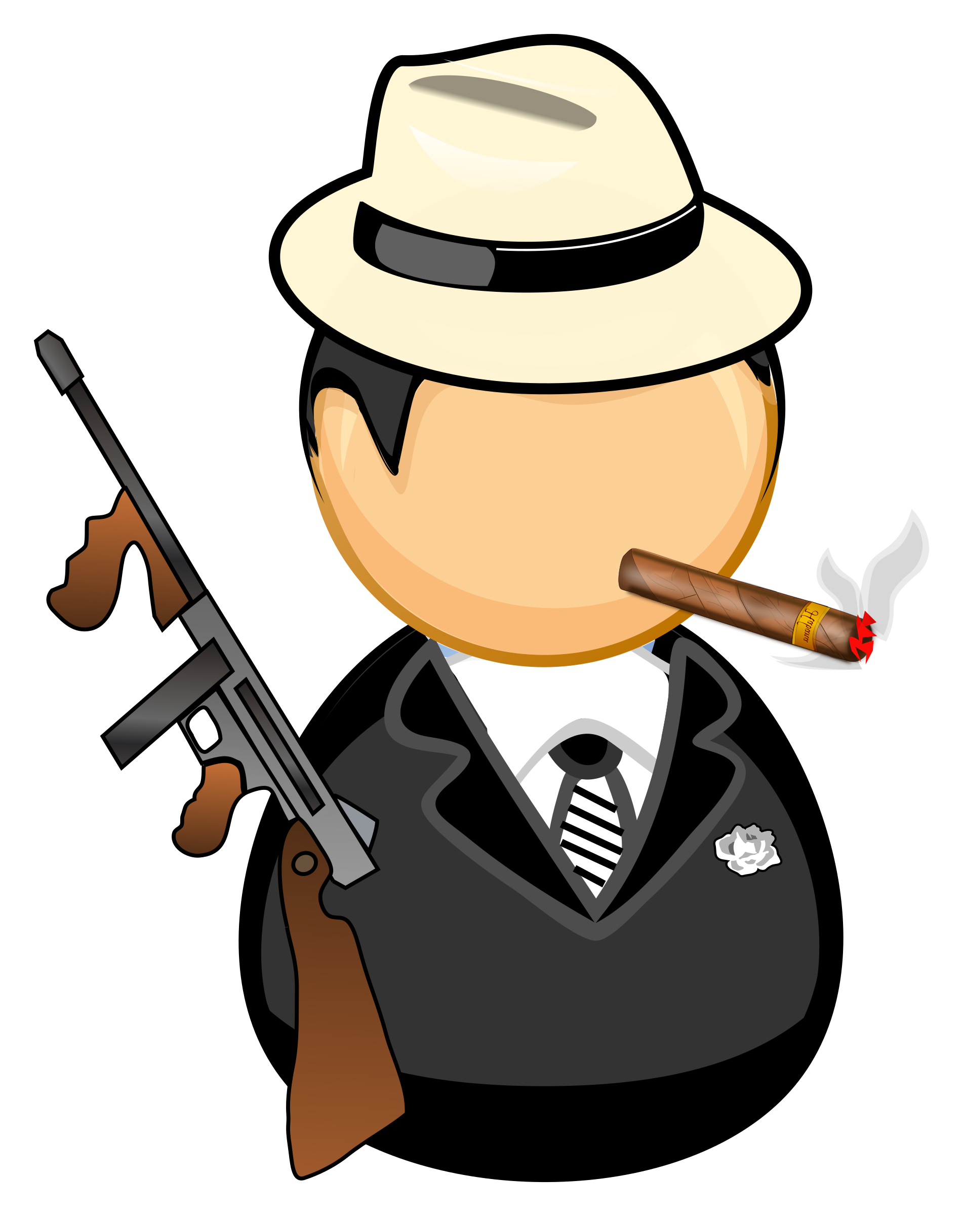Gangster car clipart picture royalty free Gangster Icons PNG - Free PNG and Icons Downloads picture royalty free