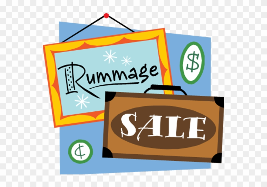 Garage sale clipart free picture freeuse stock Free Clip Art Rummage Sale - Png Download (#157046) - PinClipart picture freeuse stock