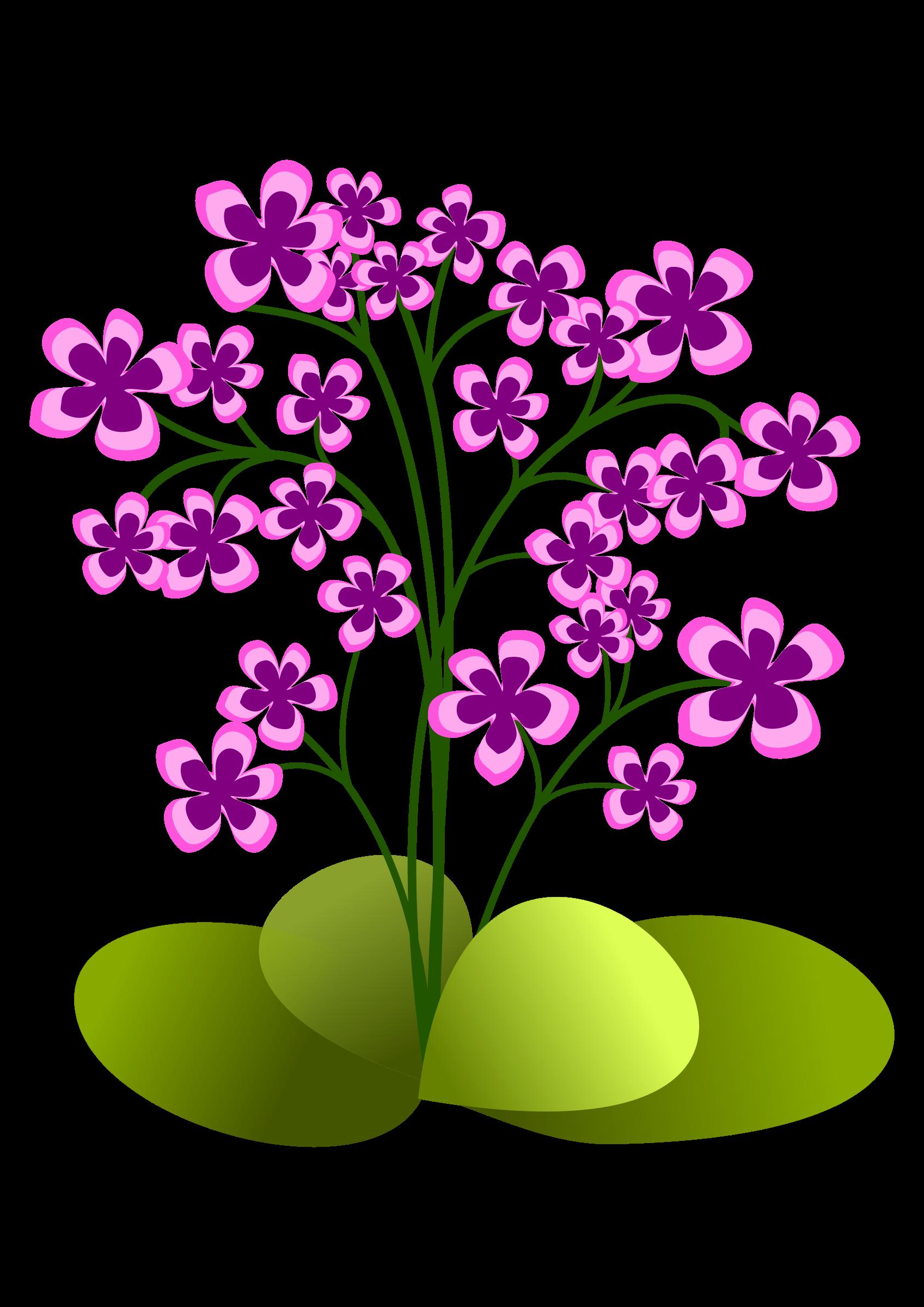 Garden flower clipart jpg library library Clipart - Small flowers jpg library library