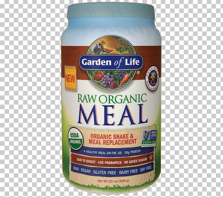 Garden of life clipart clip art transparent stock Organic Food Raw Foodism Milkshake Meal Replacement Protein PNG ... clip art transparent stock