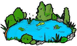 Garden pond clipart jpg royalty free library Water pond clipart – Gclipart.com jpg royalty free library