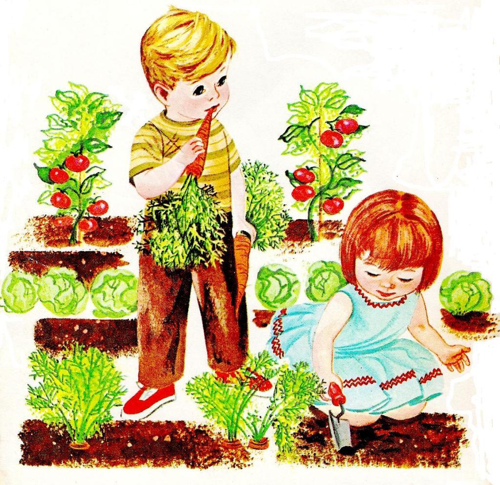 Garden row clipart vegetable clipart freeuse download Garden clipart vegetable - ClipartFest clipart freeuse download