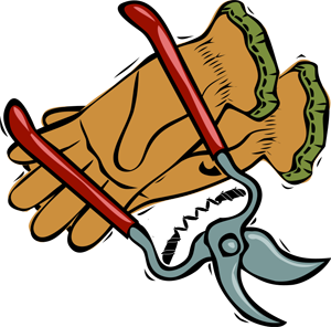 Gardening pictures clip art png royalty free stock Gardening Clipart - Graphics of Gardeners and Tools png royalty free stock