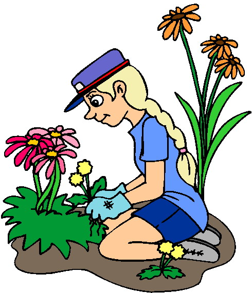 Gardening pictures clip art clip art free library Planting Garden Clipart - Clipart Kid clip art free library
