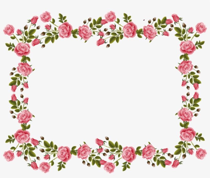 Rose flower border clipart clipart stock Rose Border PNG & Download Transparent Rose Border PNG Images for ... clipart stock