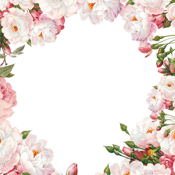 Garland clipart pink and wine no background free Flowers Png, Vector, PSD, and Clipart With Transparent Background ... free