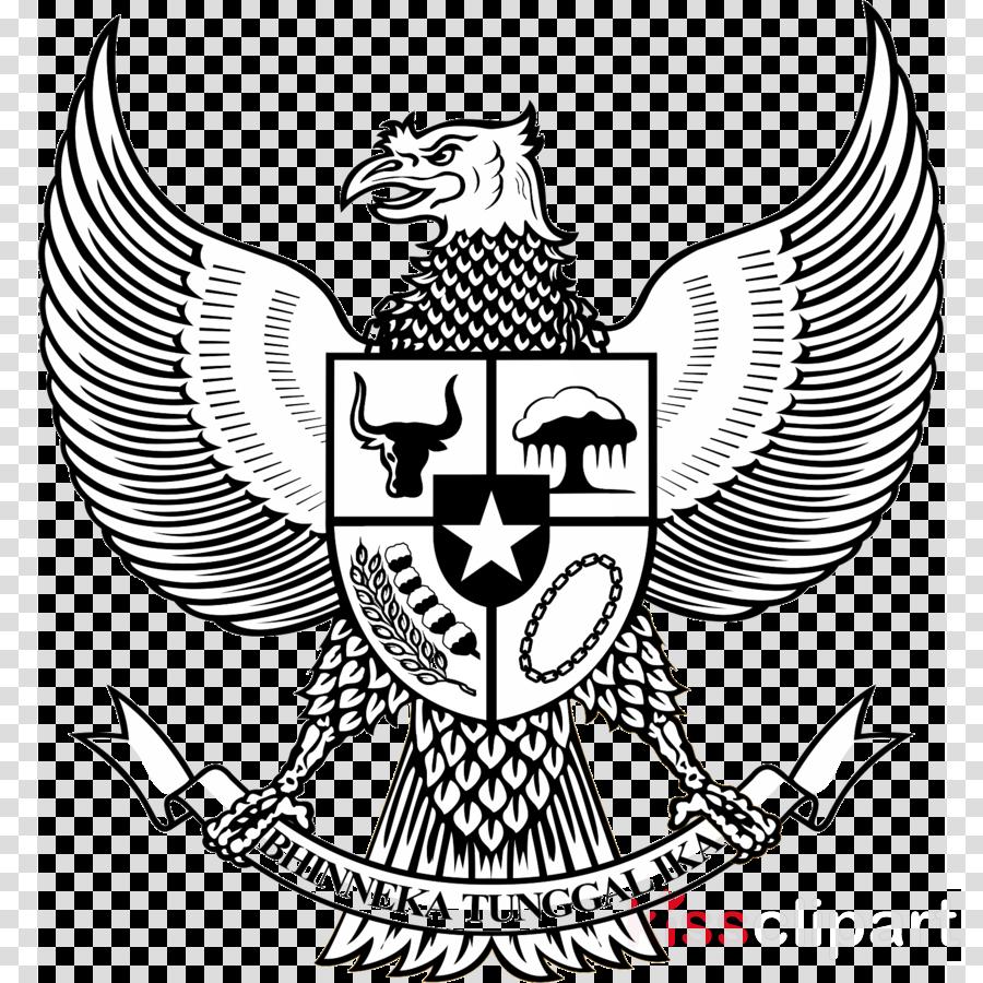 Garuda indonesia clipart jpg freeuse download Logo Garuda Indonesia clipart - Indonesia, Black, Head, transparent ... jpg freeuse download