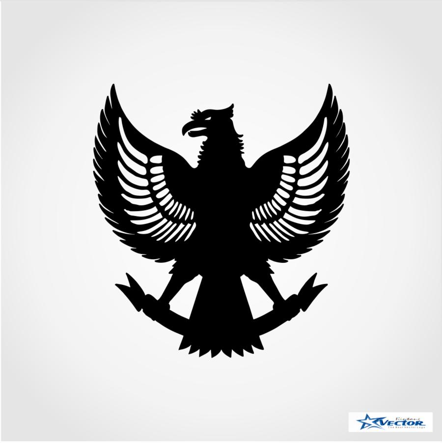 Garuda indonesia clipart graphic stock Logo Garuda Indonesia clipart - Indonesia, Wing, Silhouette ... graphic stock