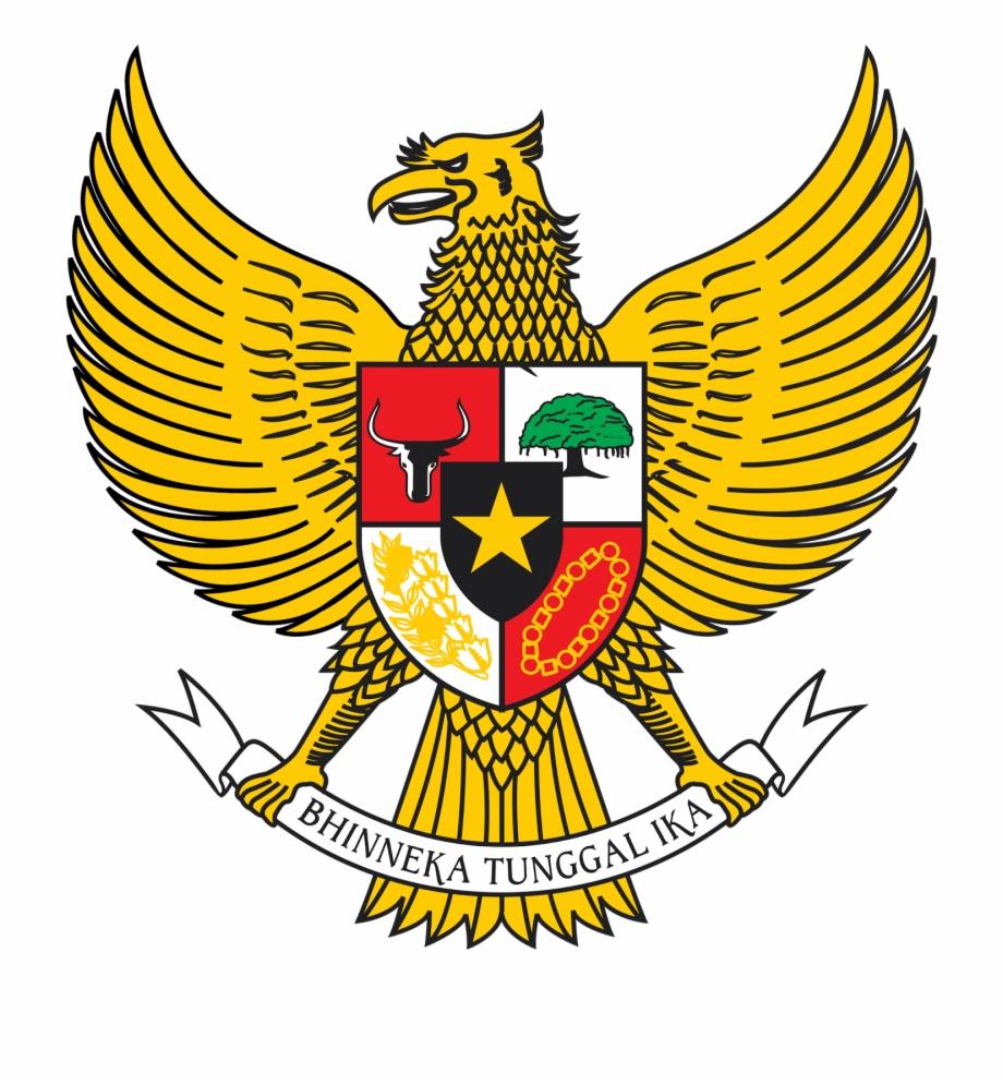 Garuda indonesia clipart clipart transparent Garuda Pancasila Png Images - Embassy Of Indonesia Singapore Logo ... clipart transparent