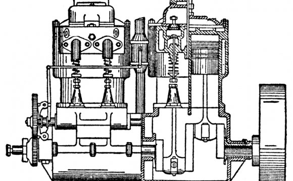 Gas engine clipart royalty free library What are internal combustion Engines? | Agricultural engineering royalty free library
