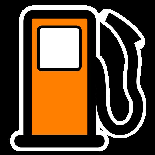 Gas money clipart