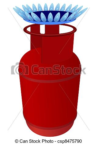 Gast clipart png free stock Gas Cylinder Clipart - Clipart Kid png free stock