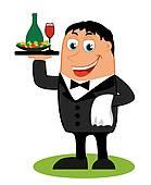 Gastronomie kellner clipart clipart download Gastronomie kellner clipart - ClipartFest clipart download